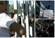 Proteste violente la Tijuana, după ce nordul Mexicului a fost luat cu asalt de către migranţii din Honduras