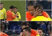 Ovidiu Haţegan a aflat că mama lui a murit la pauza meciului Olanda-Germania! Arbitrul nu a mai rezistat şi a izbucnit în lacrimi