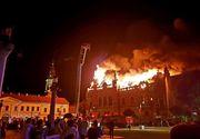 Românii au pus mână de la mână pentru reparaţiile Palatului Episcopal din Oradea, care a luat foc. Nu mai puţin de 1 milion de lei s-au strâns din donaţii