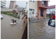 Cartiere rezidenţiale inundate şi pline de mocirlă. Aceasta este imaginea câtorva proprietăţi din Capitală , pe care cumpărătorii  dau sume fabuloase