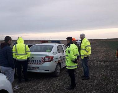 Descoperire şocantă pe un câmp din Timiş! Comisarii Gărzii de Mediu s-au cutremurat...
