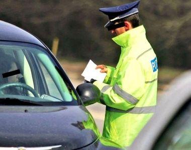 Pericol maxim pentru toţi şoferii români! Se dau amenzi URIAŞE pentru lucruri banale...
