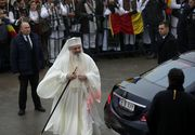 Bolidul de lux, cu care a venit Patriarhul Daniel la Catedrala Mântuirii Neamului, nu are asigurare validă. Reacţia Patriarhiei