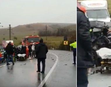 Accident dramatic în Bihor! Două persoane au murit. Printre victime se află şi un copil