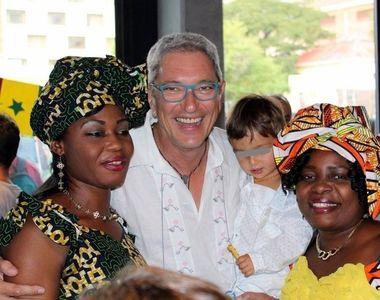 Andrei Zaharescu se distrează de minune în Africa de Sud! Consulul României la Cape...