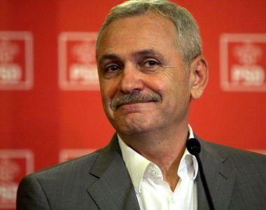 Liviu Dragnea nu renunţă la ordonanţa pentru amnistie şi graţiere! Surse din interiorul...