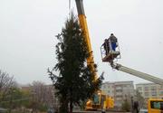 Oraşul minune din România! Caracalul loveşte din nou, în prag de sărbători! Imaginea de tot râsul care a devenit virală pe reţelele de socializare