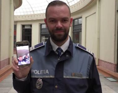 Am stat de vorbă cu Sebastian, poliţistul din Oradea care anunţă poziţia radarelor pe...