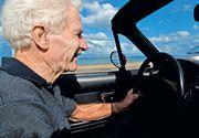 Un bătrân în vârstă de 80 de ani din Bacău, prins în timp ce circula cu o viteză ameţitoare