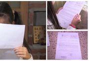 """O fetiţă de opt ani din Buzău a primit somaţie de plată de la Spitalul Judeţean unde a fost internată acum cinci ani! """"Am stat trei zile în spital, acum mă execută silit pentru 500 de lei!"""""""