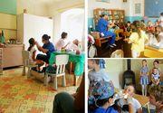 Cabinetul stomatologic pe roţi! Ambulanţa zâmbetului străbate ţara în lung şi-n lat pentru a trata copiii de la sate