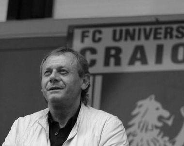 """Gest superb făcut de oficialii din Craiova în memoria lui Ilie Balaci! """"Prinţul..."""