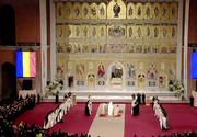 Urmăreşte LIVE slujba primului hram al Catedralei Naţionale! Slujba este oficiată de Patriarhul Teofil al Ierusalimului şi Prea Fericitul Daniel, Patriarhul BOR!