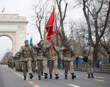 Parada de 1 decembrie în Bucureşti. Ceremonii de Ziua Naţională şi Centenar în toată ţara
