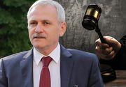 Procesul lui Liviu Dragnea, AMÂNAT pentru începutul anului viitor