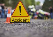 ACCIDENT în zona Podului Grant din Capitală. Patru maşini s-au ciocnit. Traficul este restricţiona