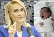 """Gabriela Firea, primele declaraţii în cazul bebeluşilor infectaţi cu stafilococ auriu: """"Situaţia nu e chiar aşa de dramatică!"""""""