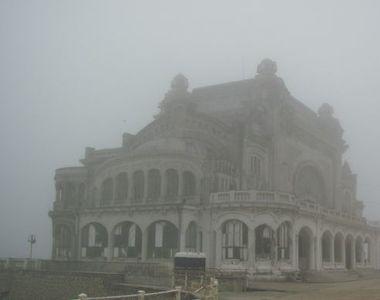 Vreme schimbătoare pe litoral! Constanţa a trecut brusc de la ceaţă la soare numai bun...