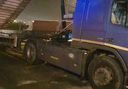Şoferul unui camion s-a spânzurat într-o parcare din Portul Constanţa. Cu câteva ore înainte, el fusese prins băut la volan