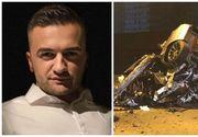 EL este tânărul mort în accidentul cumplit din Bistriţa! Andrei avea doar 27 de ani, era inginer şi abia divorţase de soţie