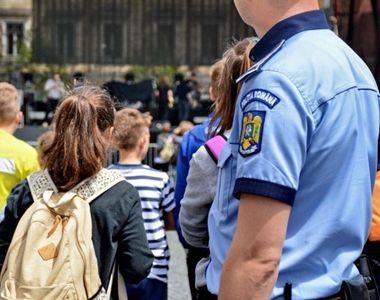 Elevii care chiulesc, probleme cu Poliţia. Amenzile pe care le riscă părinţii