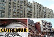 Patru cutremure în România, în mai puţin de 24 de ore. Care au fost zonele afectate
