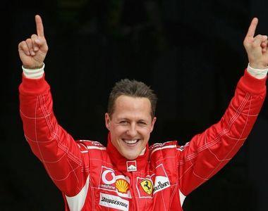 Veste URIAŞĂ pentru Michael Schumacher, după 5 ani. Familia fostului pilot de Formula 1...