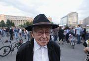 La 102, Mihai Şora a fost în club, la o acţiune caritabilă! A donat două căşti şi a dansat cu mult mai tânăra lui soţie, Luiza Şora