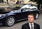 Klaus Iohannis are masina asemanatoare cu cea a lui Putin! Presedintele francez circula insa cu un Citroen