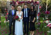 Primarul Chisinaului s-a casatorit cu o prezentatoare TV! La nunta a participat si fiica fostului presedinte Traian Basescu