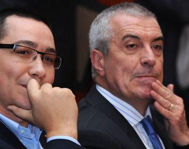 """Ponta reactioneaza dupa punerea sub urmarie penala a lui Tariceanu: """"E pe lista..."""