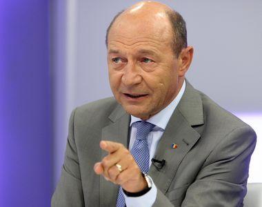 Traian Basescu exclude o posibila suspendare a lui Klaus Iohannis, dupa scandalul Hexi...