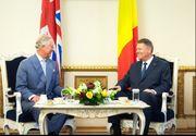 Printul Charles al Marii Britanii se afla in Romania! Se va intalni maine cu presedintele Iohannis!