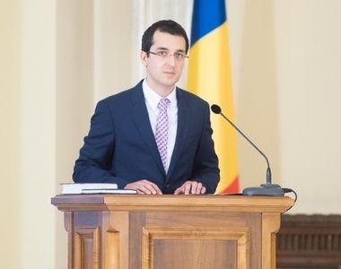 Vlad Voiculescu, Ministrul Sanatatii, vrea sa schimbe sistemul din temelii! Managerii...