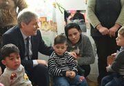 """Mesajul lui Dacian Ciolos cu ocazia Zilei Copilului: """"Avem datoria sa le oferim un prezent mai bun"""""""