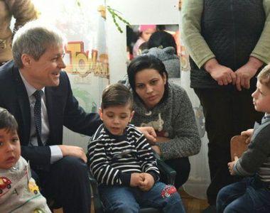 """Mesajul lui Dacian Ciolos cu ocazia Zilei Copilului: """"Avem datoria sa le oferim un..."""