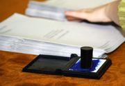 Votul a fost suspendat intr-o comuna din judetul Buzau. Buletinele de vot au fost tiparite gresit
