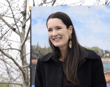 """Primul mesaj transmis de Clotilde Armand dupa ce a pierdut alegerile! """"Nu va mai..."""