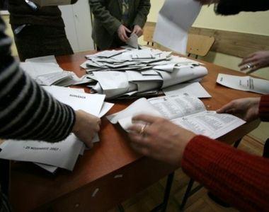 Aproape 250.000 de buletine de vot sunt de negasit in urma alegerilor din Capitala....