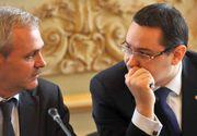 """Intepaturi intre Liviu Dragnea si Victor Ponta pe tema preluarii sefiei Camerei Deputatilor. Presedintele PSD: """"Mi-ar fi rusine sa ocup aceasta functie"""""""