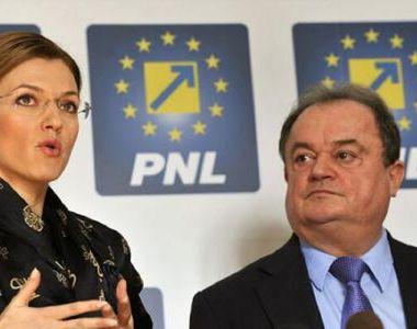 Alina Gorghiu si Vasile Blaga au imprumutat PNL-ul cu cate 45.000 de lei pentru...