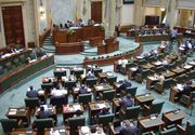 Senatul a respins proiectul de abilitare a Guvernului de a emite ordonante in perioada vacantei parlamentare