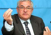 Fostul ministru al Economiei Dan Ioan Popescu, la DIICOT. El este citat in dosarul Rompetrol 2