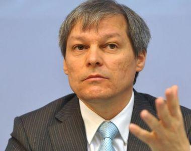 Premierul Dacian Ciolos l-a pus pe ministrul Comunicatiilor sa-si ceara scuze dupa ce...