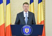 """Klaus Iohannis, dupa sedinta CSAT: """"Nu exista motive pentru a creste nivelul de alerta terorista in Romania"""""""