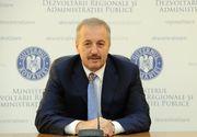 """Vicepremierul Vasile Dincu: """"In toamna sper sa putem trece reglementarea legata de ridicarea masinilor parcate neregulamentar"""""""