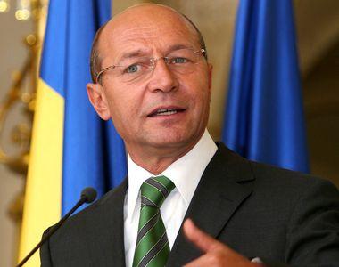 """Traian Basescu, despre dezvaluirile lui Sorin Ovidiu Vintu: """"Nu il cred în stare..."""