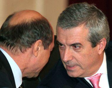 "Basescu: ""DNA si SRI au scapat de sub orice control civil si exercita puterea..."