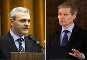 """Reactia lui Ciolos dupa amenintarile liderului PSD: """"Nu am nevoie de Dragnea ca sa stiu e inseamna respectul pentru veterani. Vom corecta greselile guvernului Ponta"""""""