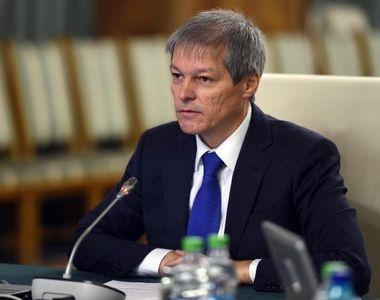 Premierul Dacian Ciolos va merge joi in prima sa vizită oficiala in Republica Moldova